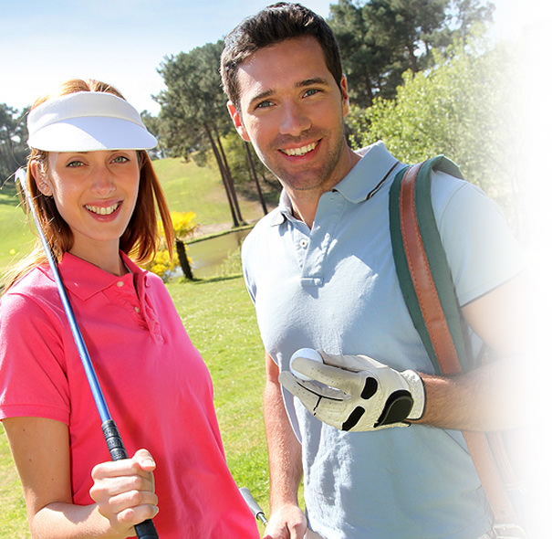 Dating site for single golfers
