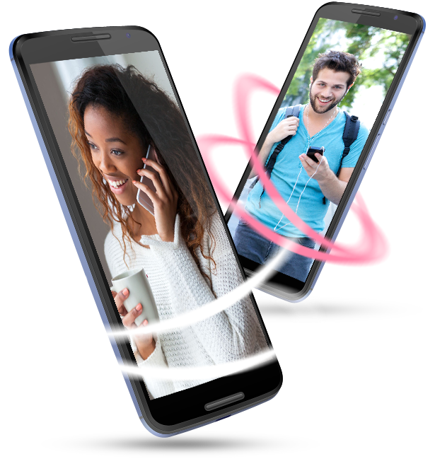 Night Exchange - Phone Chat with Local Singles - Free