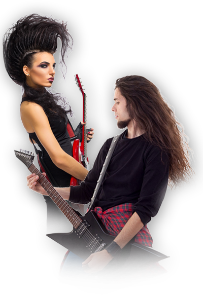 Connect with metalhead singles online