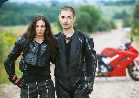 Rencontrez un motard pour vous aimer passionnément!