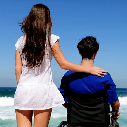 Ontmoet Singles Met Een Handicap En Vind Liefde