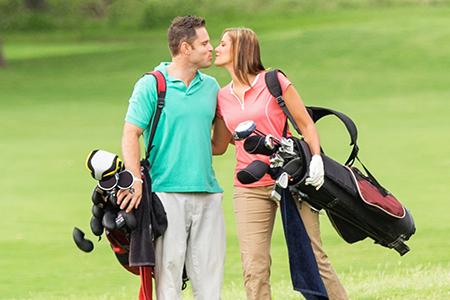 golf dating club