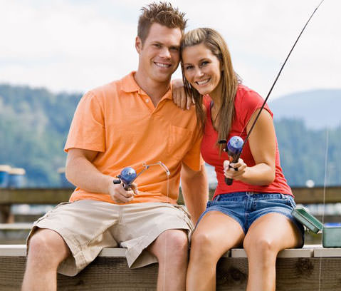 fishing dating online