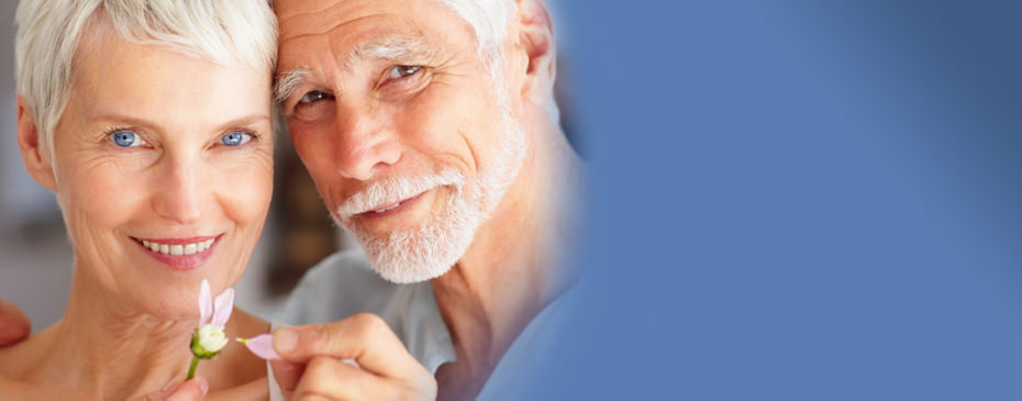 Featured Real Members Over 60 Years Old: