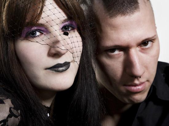Goth dating website