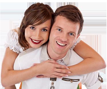 German singles online dating