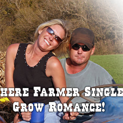 Farmer online dating site commercial