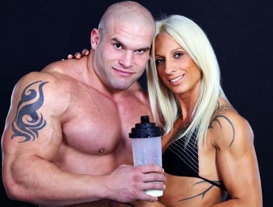 bodybuilders dating