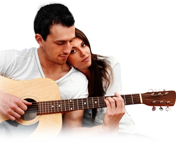 Make Beautiful Music Together With Someone New.