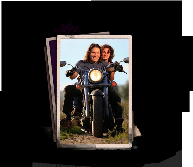 Kochasz Motocykle i Szukasz Miłości?